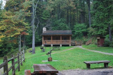 cabins forest mountain middle national monongahela cabin file wikipedia virginia west commons wikimedia dream location