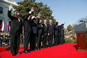 The NATO Secretary General, the U.S. President...