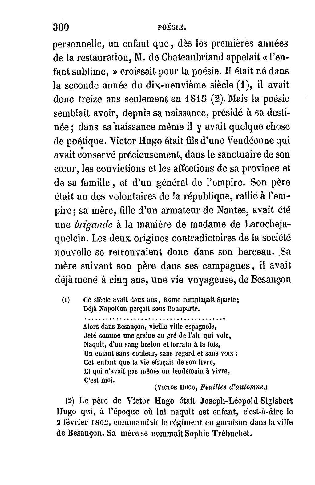 Ce Siecle Avait 2 Ans : siecle, avait, Page:Nettement, Histoire, Littérature, Française, Restauration, 1814-1830,, 1.djvu/312, Wikisource