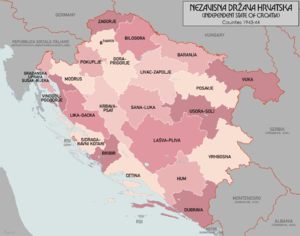 English: Administrative Map of the Independent...