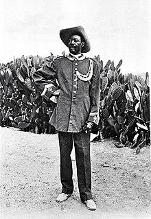 Samuel Maharero  Wikipedia