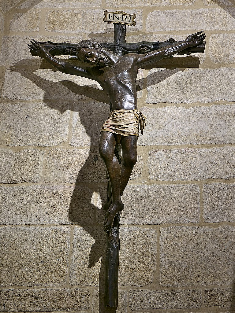 File Santo Crucifijo De Santa Mar 237 A De Jes 250 S Concatedral
