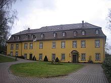 Schloss Höhnscheid (zu Bühle Gemeinde Bad Arolsen)