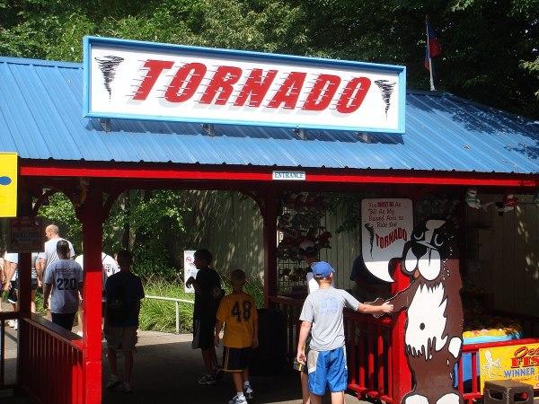 Tornado Adventureland - Wikipedia