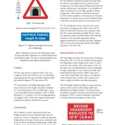 page uk traffic signs manual chapter 4 warning signs 2013 pdf 31 wikisource the free online library [ 1024 x 1448 Pixel ]
