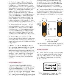 page uk traffic signs manual chapter 4 warning signs 2013 pdf 46 [ 1024 x 1448 Pixel ]