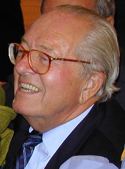 Jean Marie Le Pen Chirac : marie, chirac, National, Rally, Wikiwand