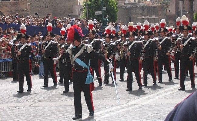 Italian Carabinieri Bands Wikipedia