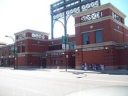 List of DoubleA baseball stadiums  Wikipedia
