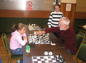 Chess congress, Ormskirk England 2005. See htt...