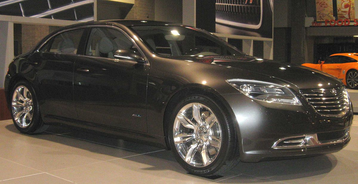 Chrysler 200C EV Wikipedia
