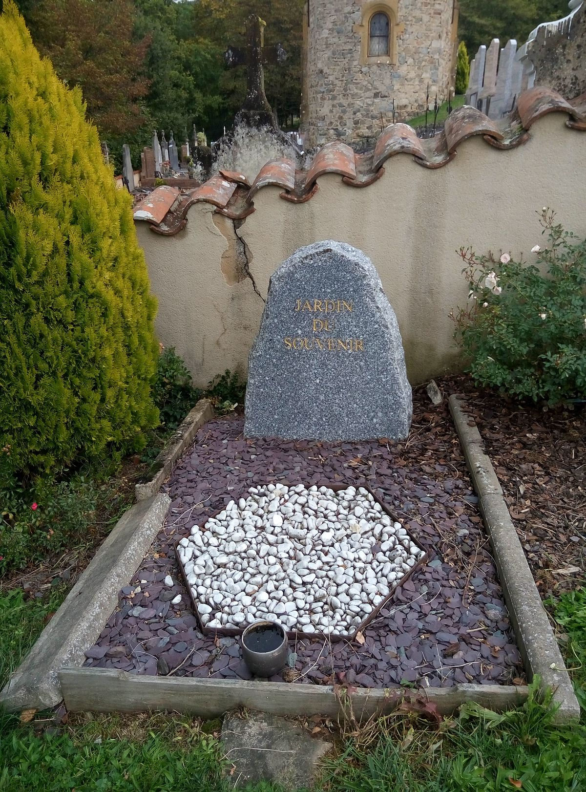 Jardin du souvenir  Wikipdia