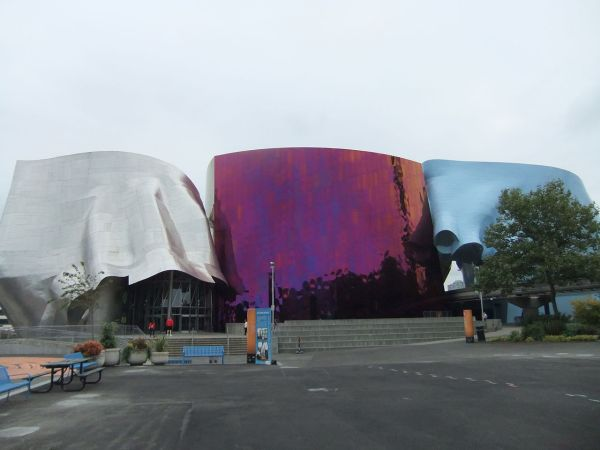 Experience Music Project Museum Seattle