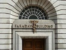 Faraday Building  Wikipedia