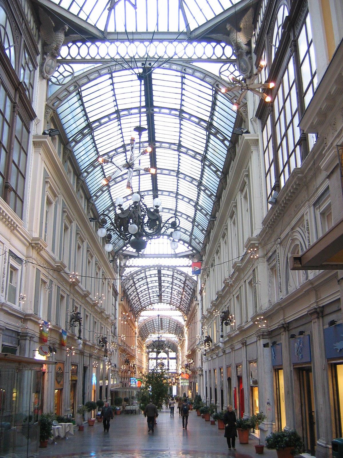 Galleria Mazzini  Wikipedia