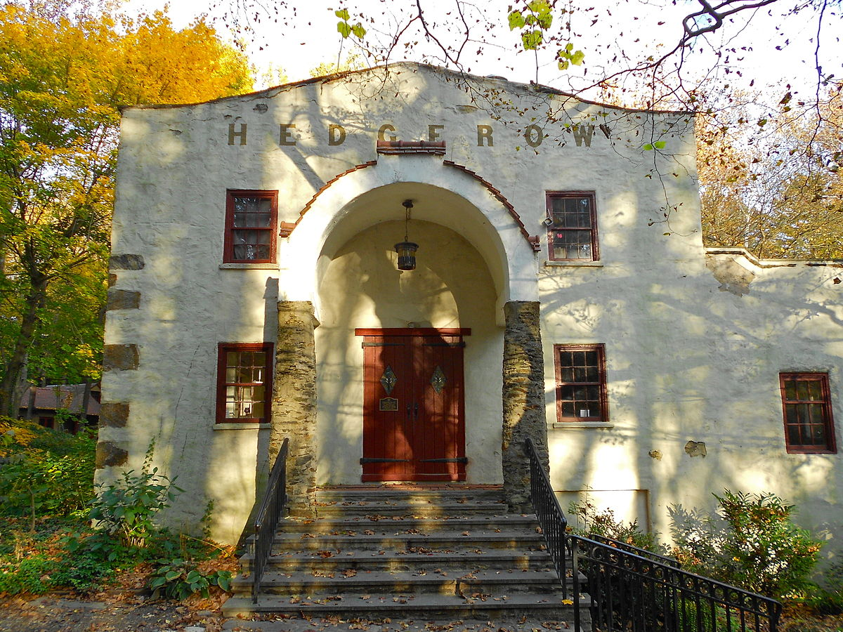 Hedgerow Theatre  Wikipedia