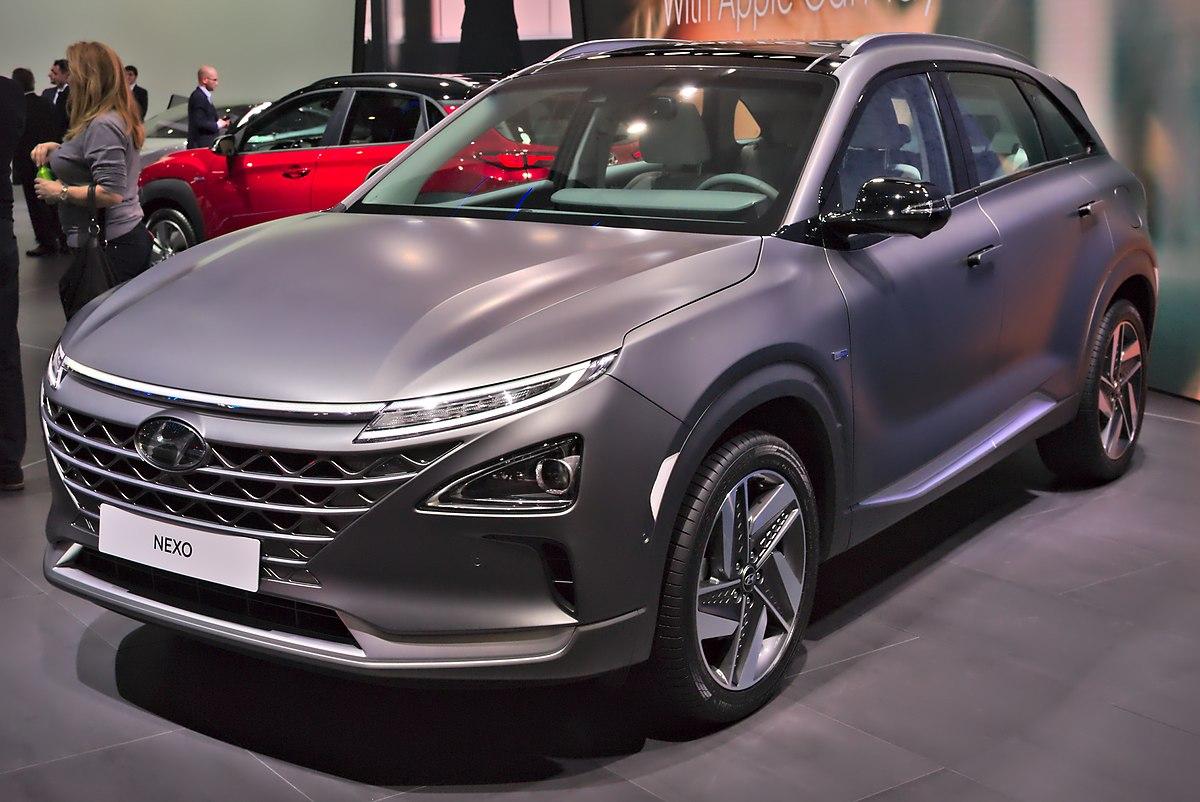 Hyundai Nexo  Wikipedia