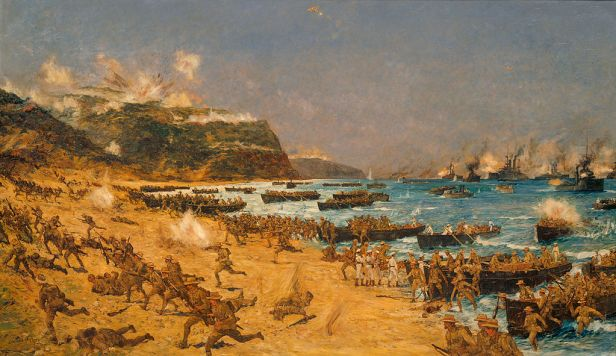 Gallipoli Lifeboat