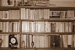 Books, books...