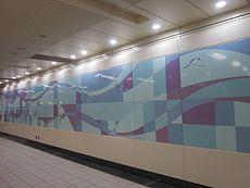 蘆洲站 - 維基百科。自由的百科全書