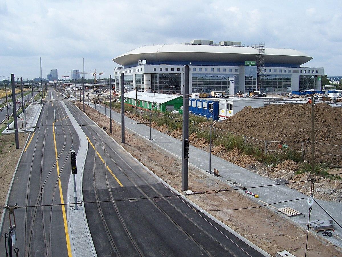 SAP Arena Wikipedia