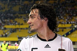 Mats Hummels (Borussia Dortmund), german natio...