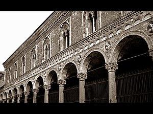 Universita degli studi, Milano, Italia