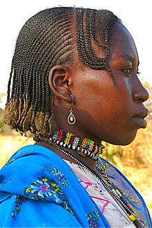 Image result for ancient cornrows