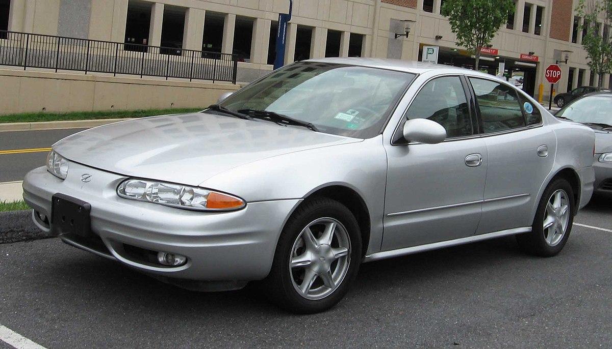 2004 Chevrolet Wiring Diagram Oldsmobile Alero Wikip 233 Dia