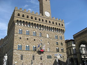 Palazzo Vecchio in Firenze