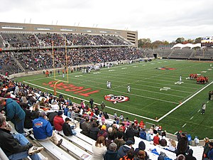 English: Princeton University Stadium