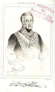 José Ramón Rodil y Campillo