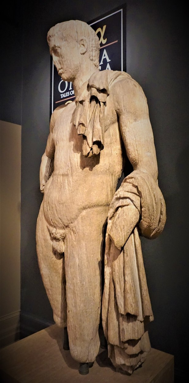 Sculpture of Hermes - Joy of Museums