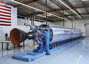 Falcon rocket, Space Exploration Technologies,...