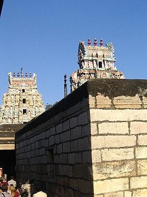A Hindu temple in Coimbatore, Tamil Nadu