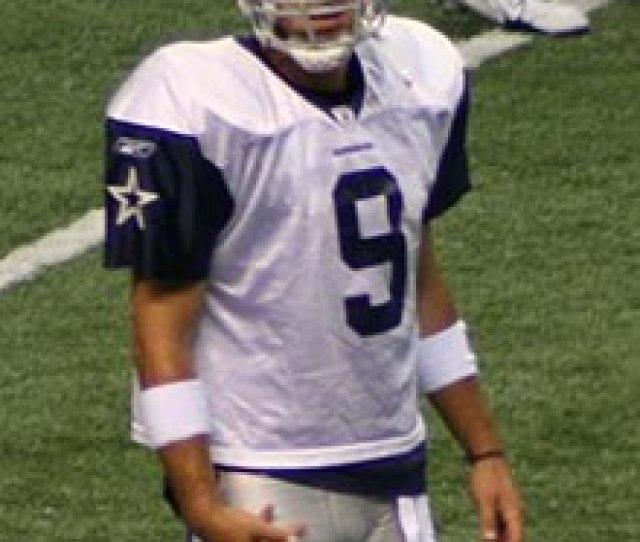 Romo During The 2006 Preseason