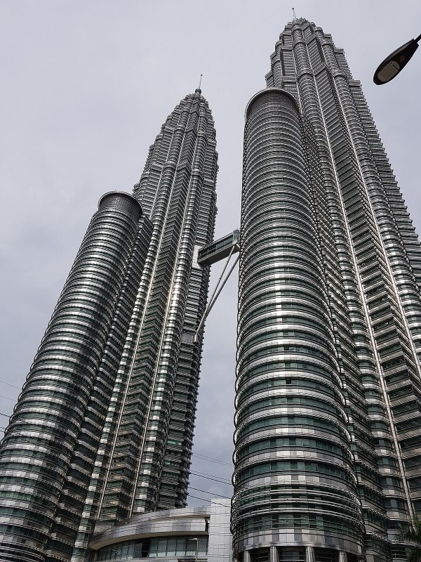 Petronas Twin Towers Wikipedia