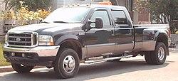1999–2004 Ford F-350 crew cab dually