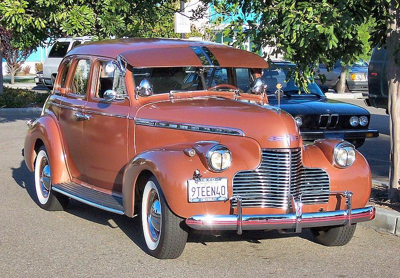 File:1940 Chevrolet.jpg