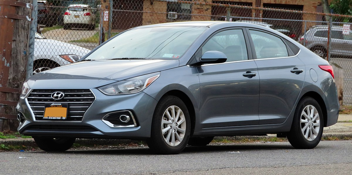 Image result for Hyundai Accent