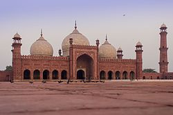 Arsitektur Mughal Wikipedia Bahasa Indonesia