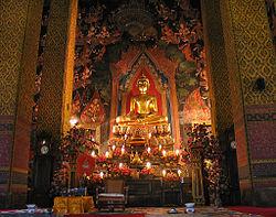 Buddhismus in Thailand  Wikipedia