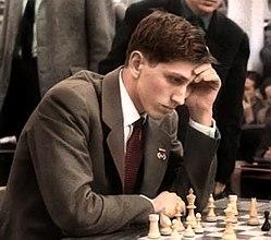 Resultado de imagen para Fotos del el niño Bobby Fischer