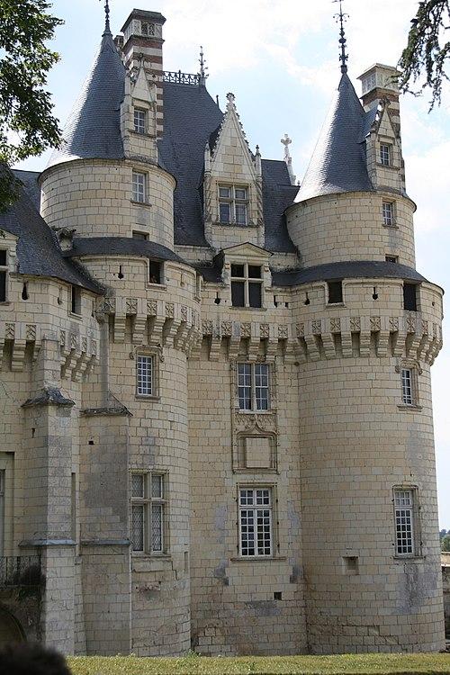 ChateaudUsseEastFassade