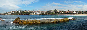 English: Coogee Beach