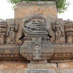File Decorative Stone Pot For Pradakshina Circumambulation