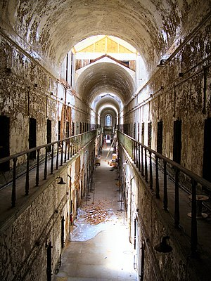 Eastern State Penitentiary Cells 2
