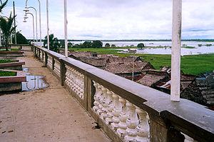 Iquitos, Peru. Malecon
