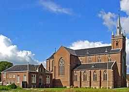 De Jacobus de Meerderekerk in Uithuizen