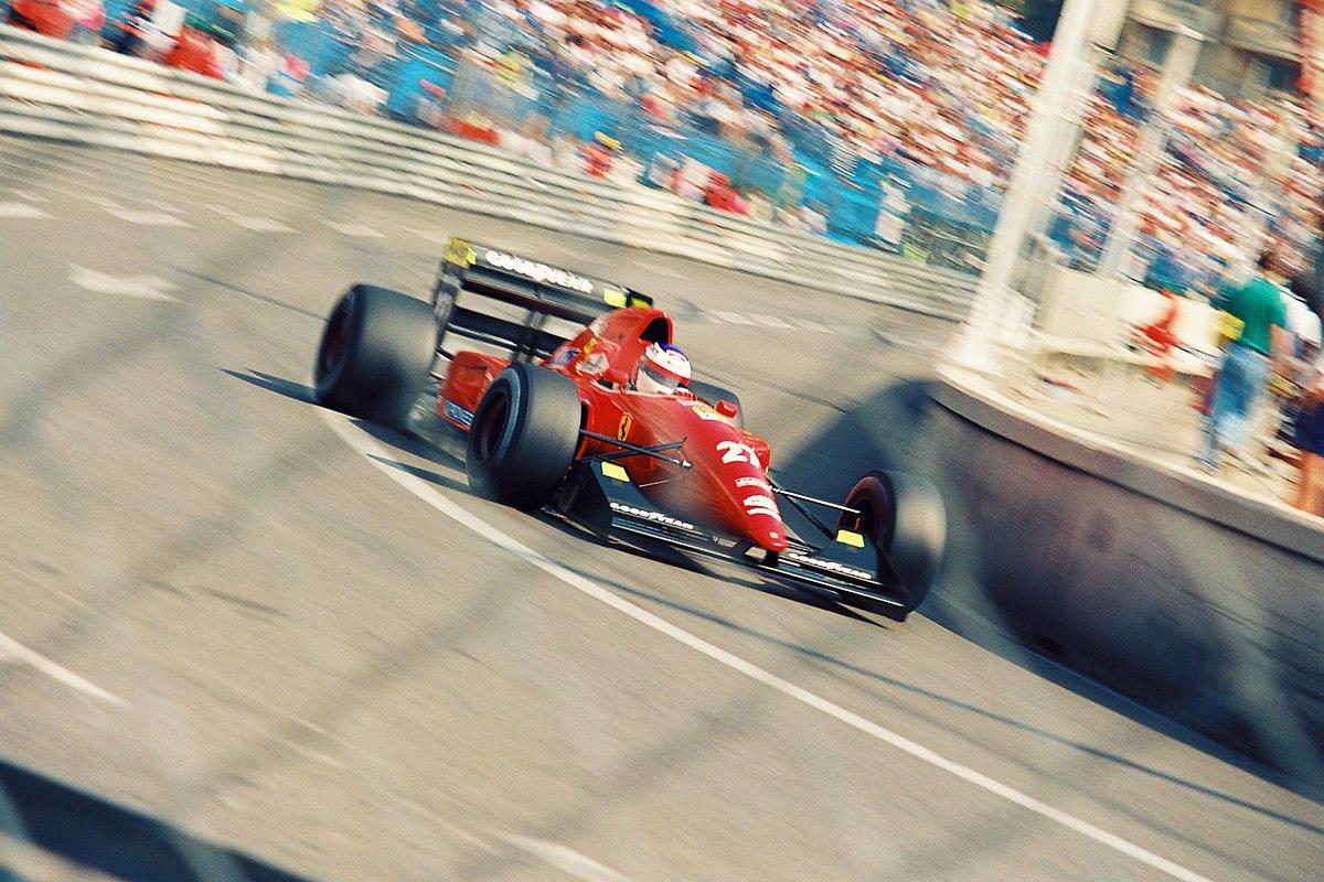 Dream Big Quotes Wallpaper Ferrari F92a Wikipedia